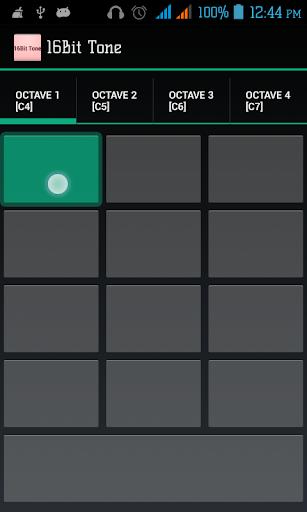 16Bit Musical Tuner