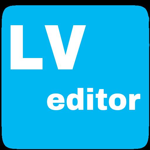 LV-TextEditor LOGO-APP點子
