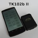 TK 102b II SMS Codes versenden icon