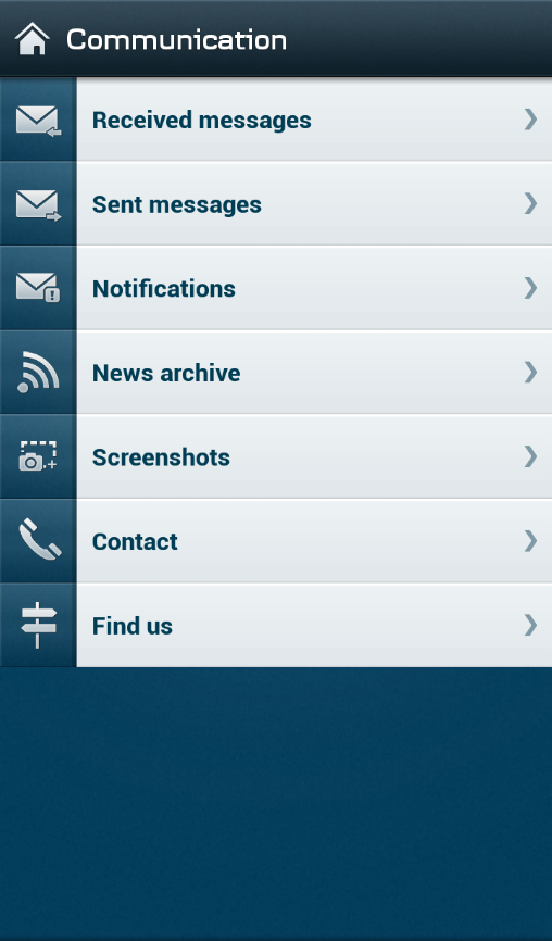 Mobile Business- screenshot