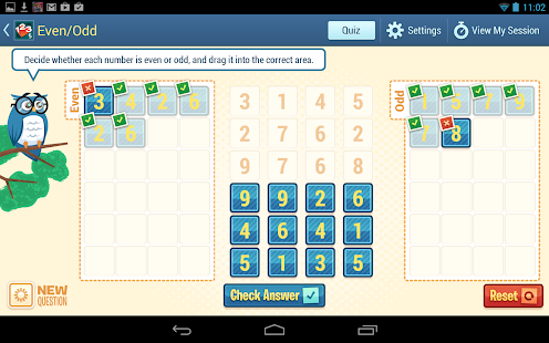 SAS® Math Stretch - screenshot thumbnail