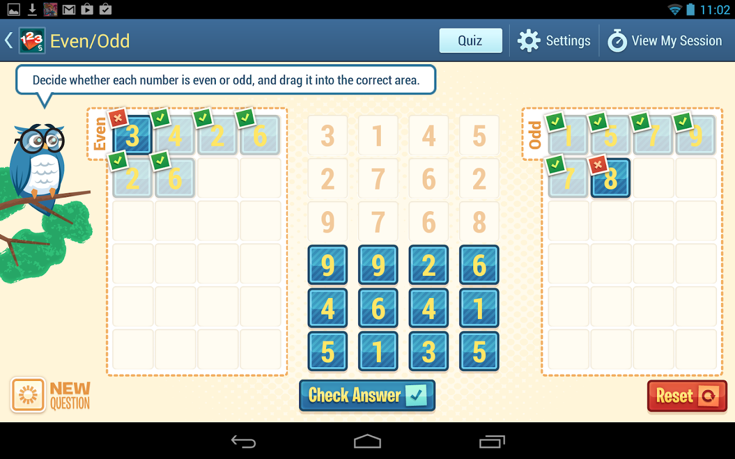 SAS® Math Stretch- screenshot