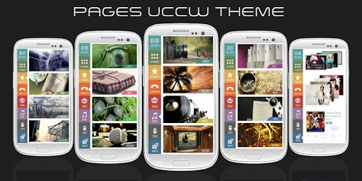 Pages UCCW Theme
