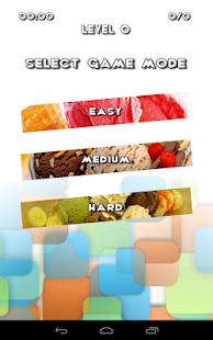 冰淇淋拼圖