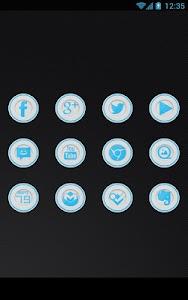Holo Light - Icon Pack v1.2