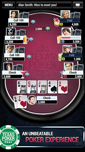 Texas Poker Unlimited Hold'em