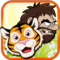 Caveman Tiger Chase icon