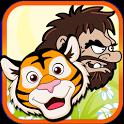 Caveman Tiger Chase icon