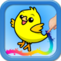 Coloring Board HD Farm Animals icon