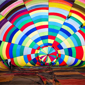 Perspective by Richard Ryan - Transportation Other ( colourful, balloon, colorful, mood factory, vibrant, happiness, January, moods, emotions, inspiration,  )