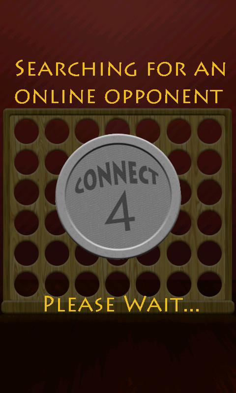 Connect Four Multiplayer - screenshot