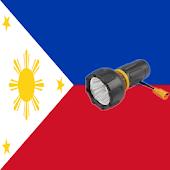 Lantern flashscren Philippines
