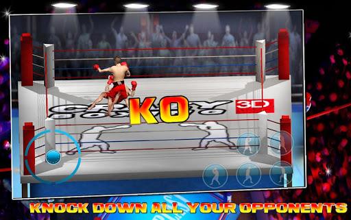 拳擊鬥士WWE 3D