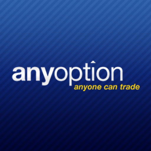 AnyOption Review 財經 App LOGO-APP試玩