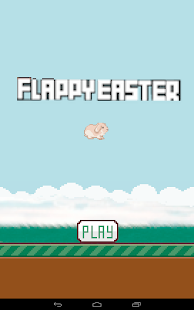 Flappy Easter- screenshot thumbnail