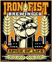 Logo of Iron Fist Spice Of Life