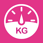 Weight and BMI Diary icon