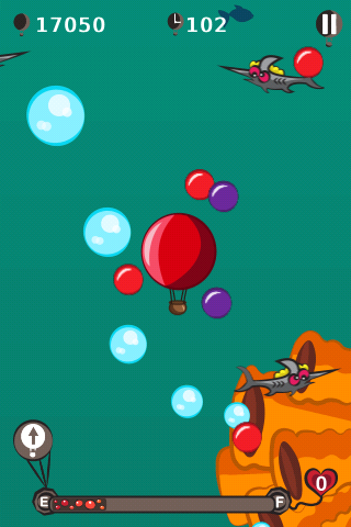 Breezy Balloon - screenshot