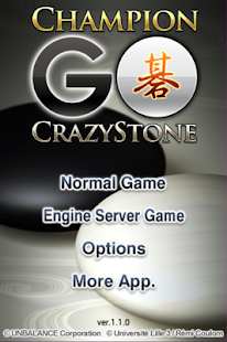 Champion Go ~Crazy Stone~ - screenshot thumbnail