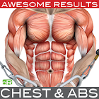 Muscle Building | Chest & Abs icon