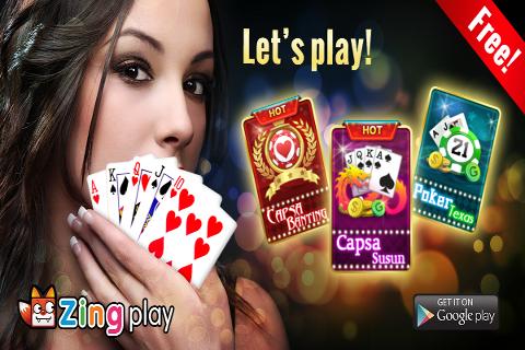 ZingPlay - Big 2 - Poker