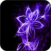 Neon Purple Wallpapers