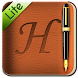 Handrite Notes Notepad Lite icon