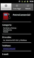Screenshot of GasQuito