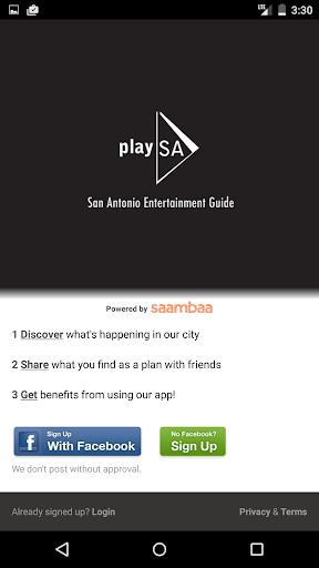play SA - San Antonio Events