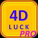4D LUCK PRO logo