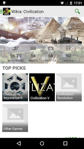 Wikia Guide: Civilization