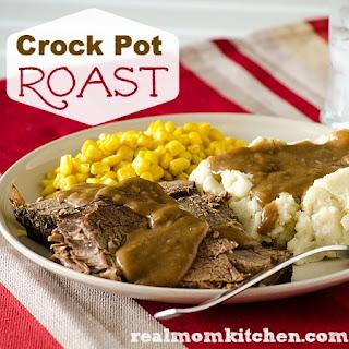 Crock Pot Roast.