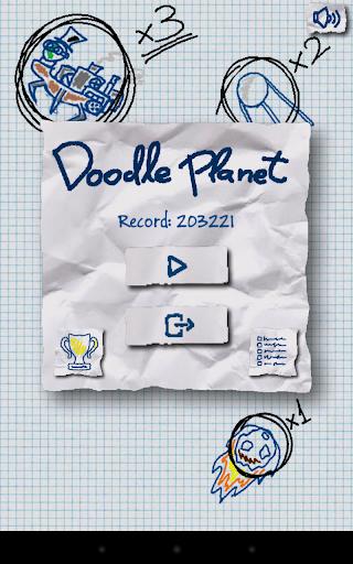 Doodle Planet