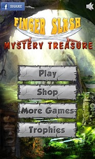Finger Slash: Mystery Treasure- screenshot thumbnail