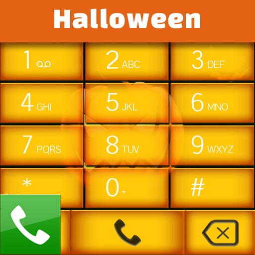 ExDialer Halloween 個人化 App LOGO-APP試玩