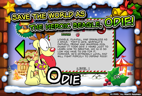 Garfield Saves The Holidays- screenshot thumbnail