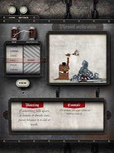 Phrasalstein Tablet- screenshot thumbnail