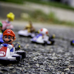 Reality Kart by Aulander Skinner - Artistic Objects Toys ( racing, action figures )