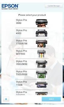 Epson LFP Ink Cost Calculator APK screenshot thumbnail 1