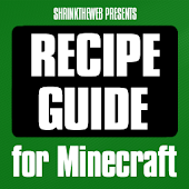 Recipes for Minecraft