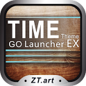TIME GO Launcher Getjar Theme icon