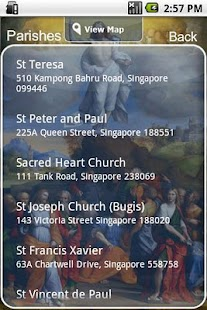 SGCatholics - screenshot thumbnail