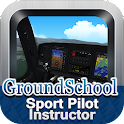 Sport Pilot Instructor FAA icon