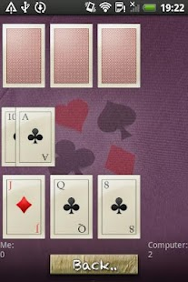 Septica Card Game - screenshot thumbnail