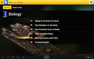 Screenshot of LearnNext Client