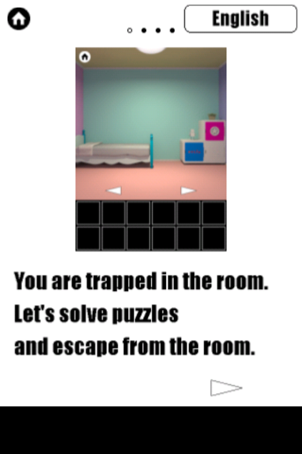 KIDS ROOM - room escape game -- screenshot