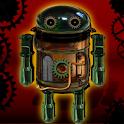 Steampunk Go Launcher Ex Theme logo