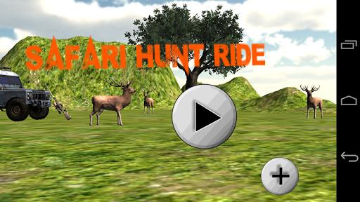 Deer Hunt Ride