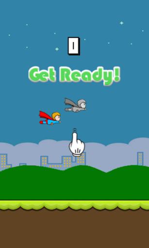免費下載休閒APP|Superman Fly app開箱文|APP開箱王