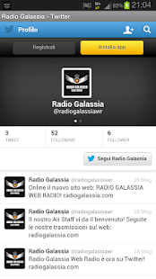 Radio Galassia - screenshot thumbnail